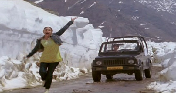 best monsoon destinations of India, best romantic songs of Bollywood
