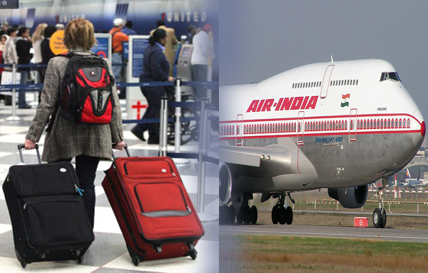 Air India baggage allowance for US travelers, FAQs on baggage policies of airlines, lowest airfare