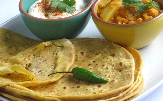 parathas of agra, best cuisine of agra, best local food in agra