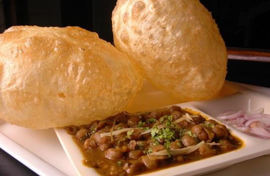Chole Kulche, delhi street food guide