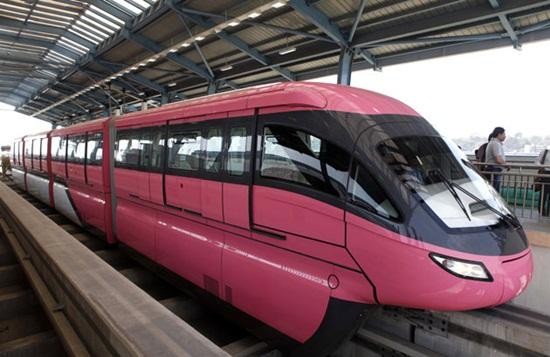 Mumbai travel & tourism, Mumbai transport, Mumbai monorail details