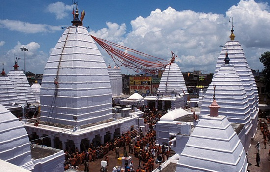 Baidyanath temple Deogarh details, best shiva temples in India