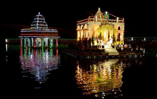 Float festival ceremonies in Madurai, festivals of Madurai, festivals of south india