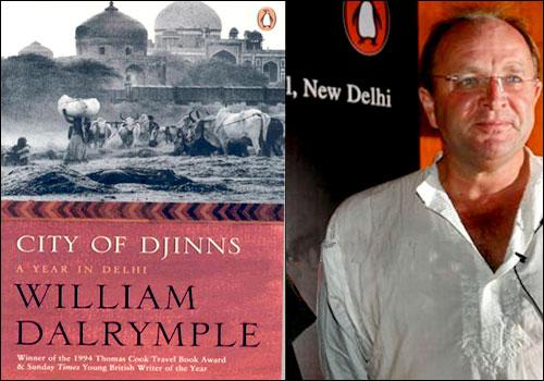 William Dalrymple books, popular India travel books, India travel guides