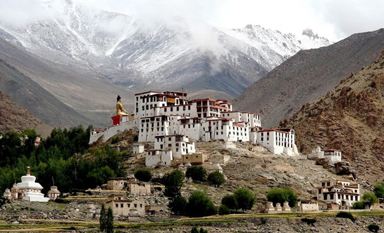 best Ladakh monasteries, what to see in Leh ladakh