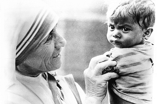 stories of mother teresa, mothers of India, Indian Eagle mothers day celebration
