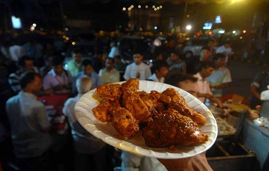 what to eat in Punjab, night food street chandigarh, food hubs in punjab
