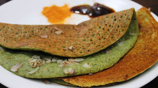 what to eat in hyderabad, masala dosa among top 10 foods in India