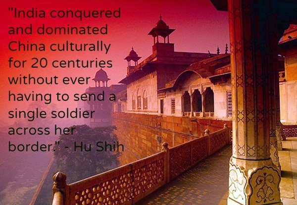 best quotes about India, cultural heritage of India, Indian Eagle travel