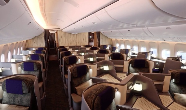 China Airlines' B777-300ER cabin design, US to India airlines, China Airlines news,