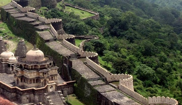 All about Kumbhalgarh Fort, Forts of Rajasthan, Rajasthan travel, offbeat tourist destinations in India