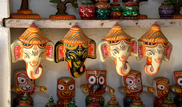 places to visit in Odisha in 2015, Odisha handicraft, IndianEagle travel