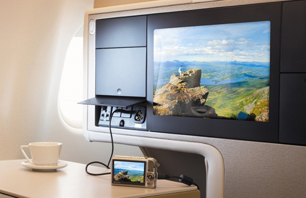 All Nippon Airways' inflight entertainment, ANA's inflight services, inflight entertainment programs, ANA news, IndianEagle travel