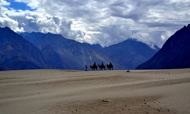 nubra valley in Ladakh, Ladakh travel stories, IndianEagle travel magazine