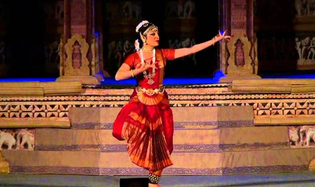 Khajuraho dance festival, dance festivals of India, festivals in February month, IndianEagle travel blog