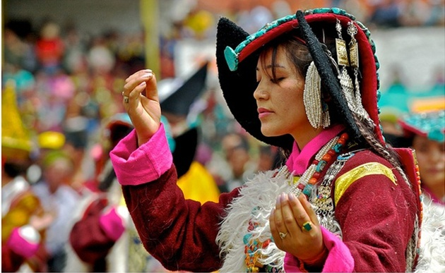 Losar festival dates, festivals of Ladakh