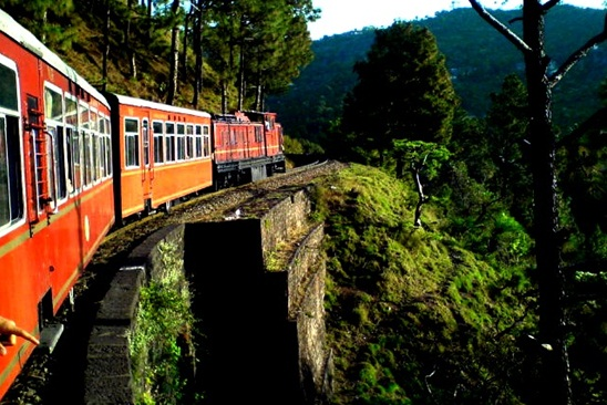 Kalka Shimla Railway details, best places to visit in shimla, Indian Eagle travel blog