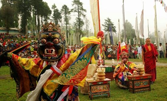 music festivals of sikkim, Indian eagle travel blog