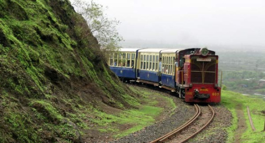green travel by trains, mountain railways of india, Indian Eagle travel blog