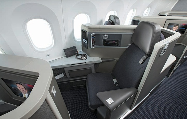 American Airlines B787 Dreamliner Features Amp Facilities