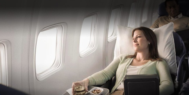 Delta Airlines' inflight services, Delta Studio, inflight entertainment, IndianEagle travel booking