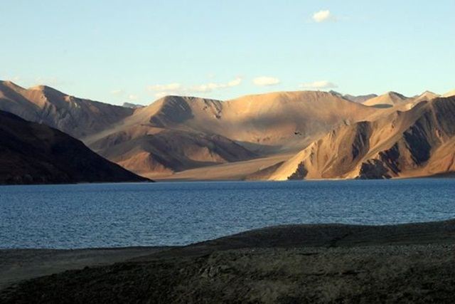 Pangong Lake pictures, bike trips to Ladakh, Ladakh travel guide, IndianEagle travel reviews