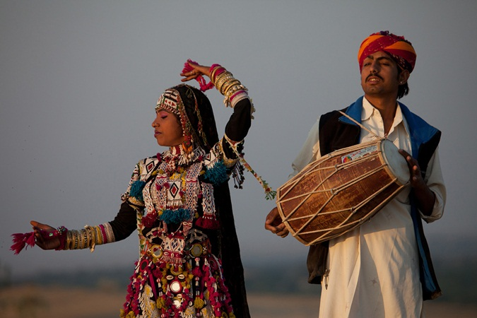 gypsy culture, gypsy tribe of Rajasthan, folk culture of Rajasthan, IndianEagle travel
