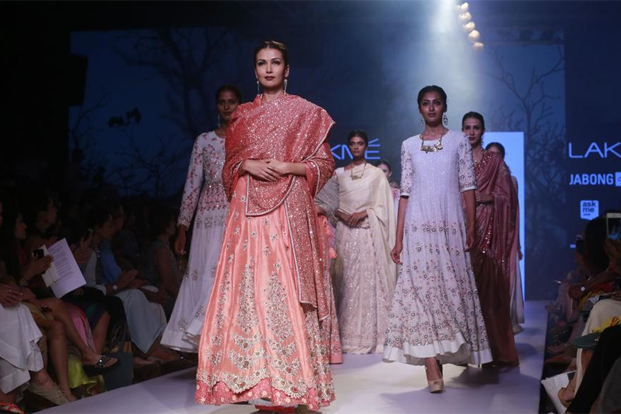 Lakme India Fashion Week 2015 Redefines Indian Bridal Fashion