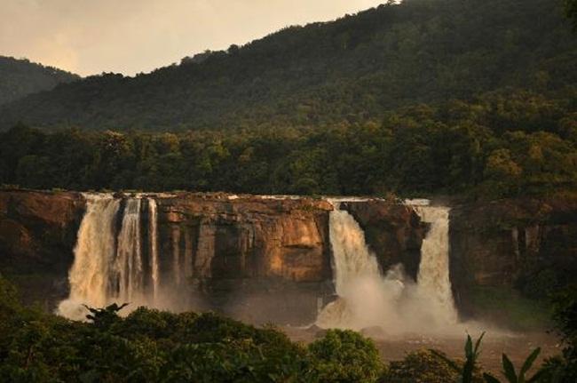 kerala waterfalls, monsoon in kerala, indianeagle travel