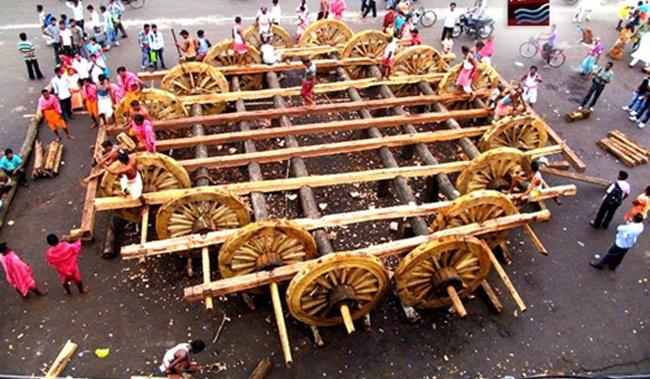 Puri Rath Yatra 2015, Festivals of India, festival of chariots in Orissa, IndianEagle travel