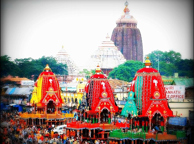 Puri Rath Yatra, interesting facts of India, Puri Jagannath Temple, Indian festivals