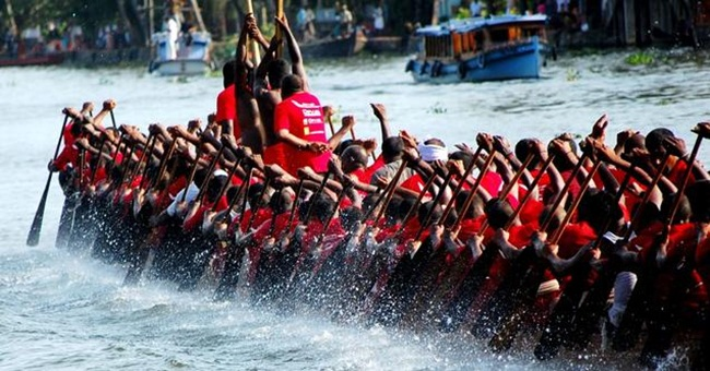 kerala boat races, offbeat sports, kerala india, IndianEagle travel