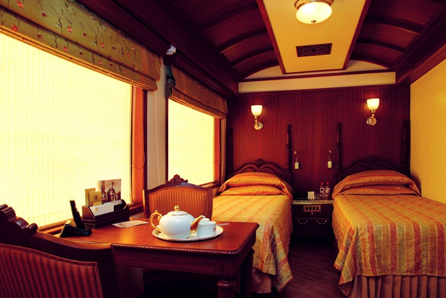 luxury trains in India, Maharaja Express train, luxury train travel India, travel to Goa, travel to Kerala, IndianEagle travel