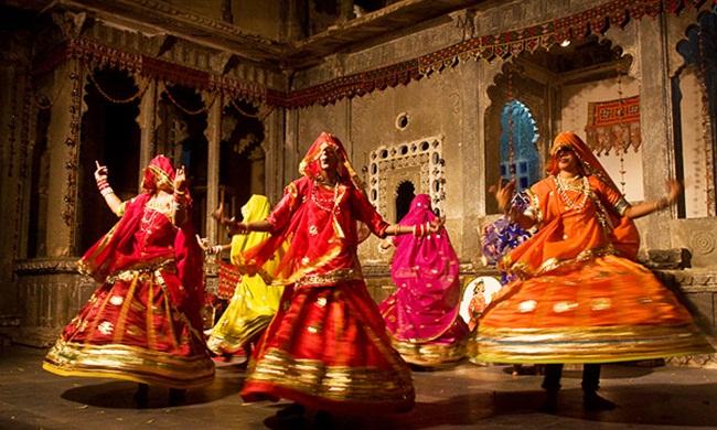 Ghoomar dance, Rajasthani folk dance, culture of India, Indian Cinema
