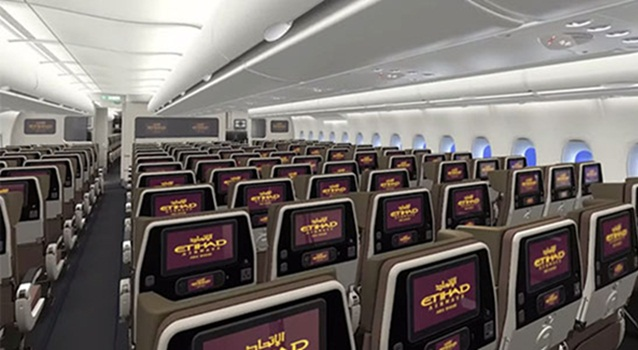 Etihad airways inflight entertainment, cheapest economy flights to India