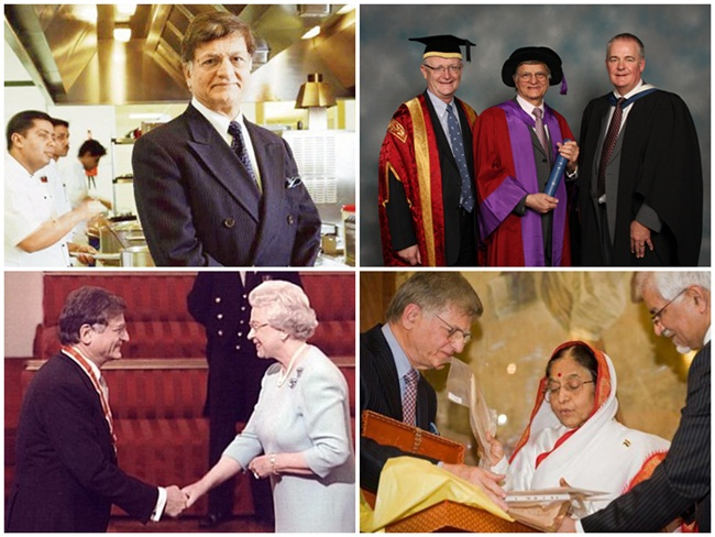 lord ghulam noon, curry king, food baron of England, NRI entrepreneurs, Indian food in UK