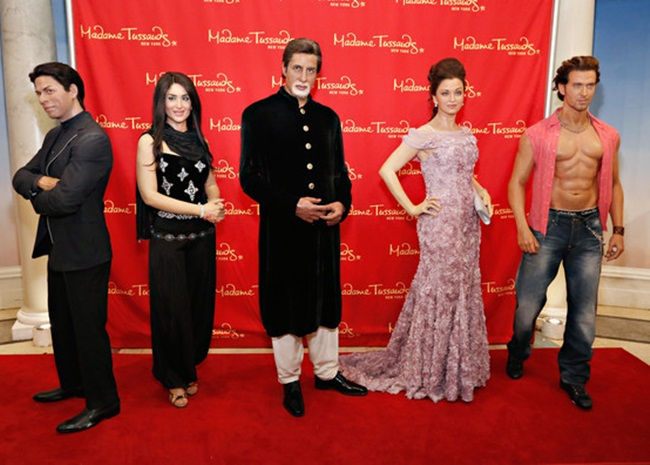 new delhi tourist attractions, madame tussauds wax museum delhi, India-UK Year of Culture
