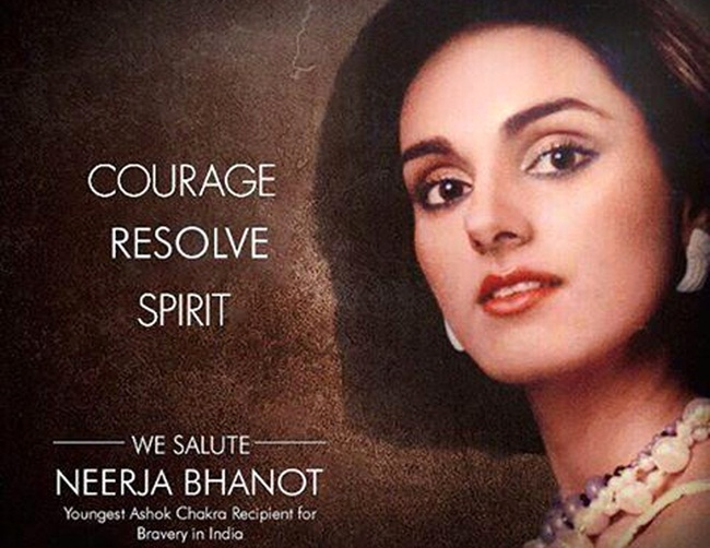 inspirational stories, brave flight attendants, real life heroes, aircraft accidents, plane crashes, aviation history, neerja bhanot story
