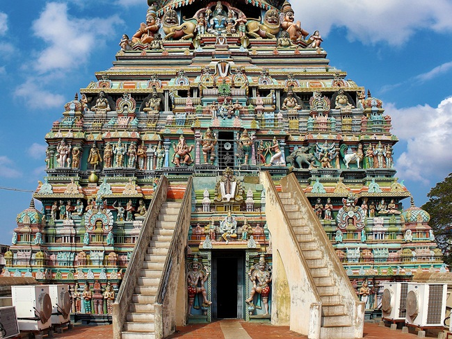 madurai temples, different dosa types, Madurai interesting facts, Indian temples facts