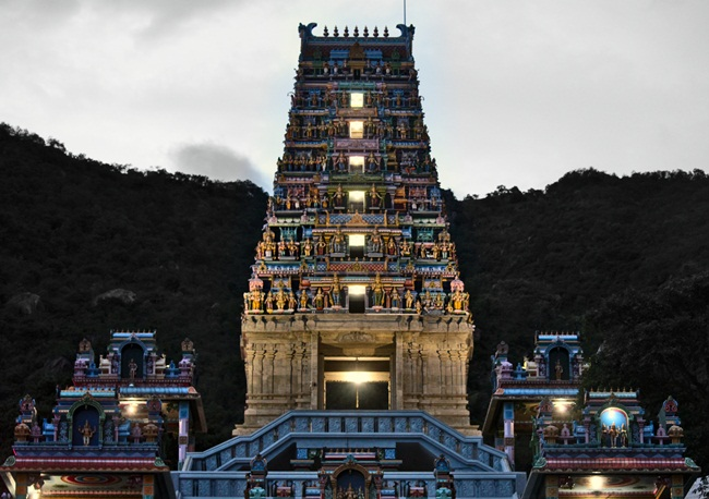 Tamil Nadu temples, Lord Murugan temple, interesting facts about India