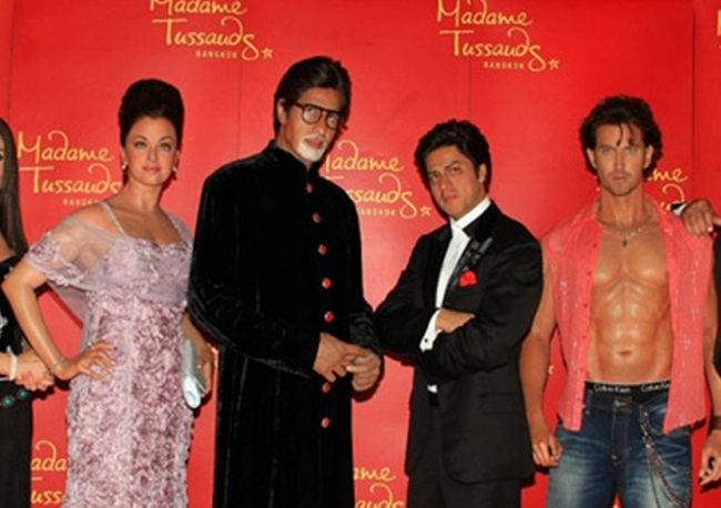 Madame Tussauds museum delhi, New Delhi tourist attractions