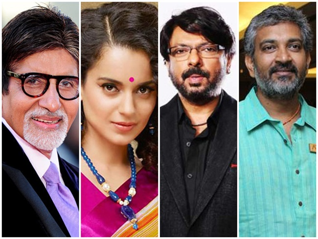 63rd National Film Awards, Indian Cinema, Bollywood films, Indian regional films, Amitabh Bachchan, Kangana Ranaut, Bhansali, SS Rajamouli, Kabir Khan