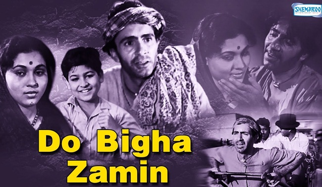 Bimal Roy films, Do Bigha Zamin story, Indian films at Cannes, IndianEagle