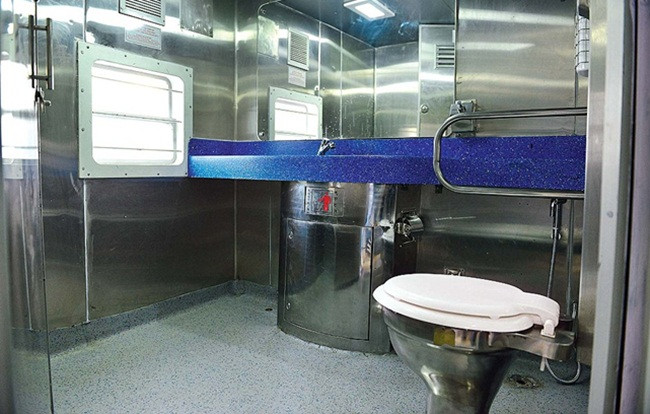 Indian Railways plans, biotoilets on Indian trains, train travel in India
