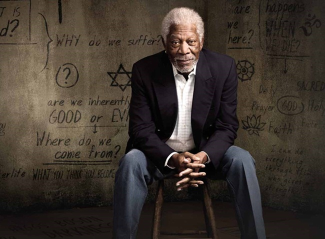 The Story of God with Morgan Freeman, National Geographic documentary films, films on religions, India in the Story of God