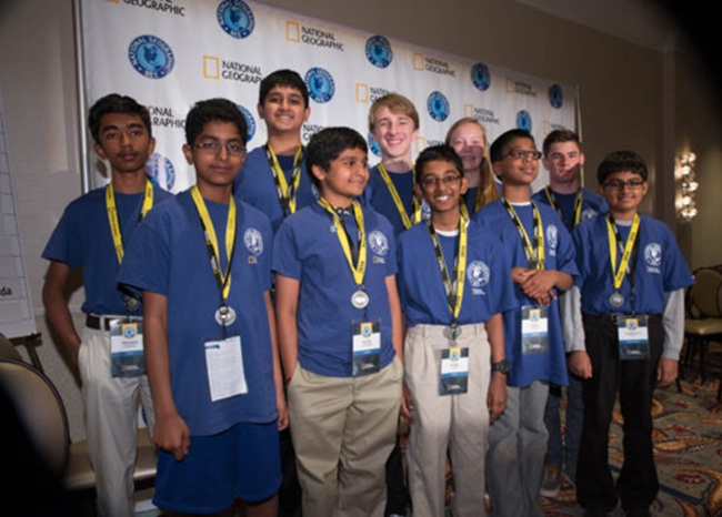 NRI news, 2016 national geographic bee winners, Indian Americans, Florida, Alabama, Texas