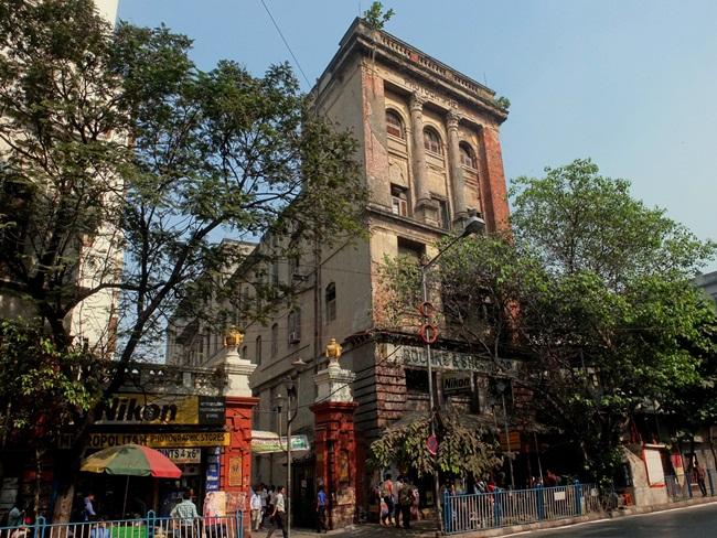 Bourne & Shepherd, Kolkata heritage, Calcutta history