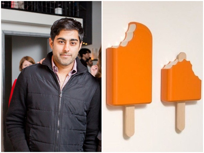 New York City, museum of ice cream, Manish Vora lightbox, New york events