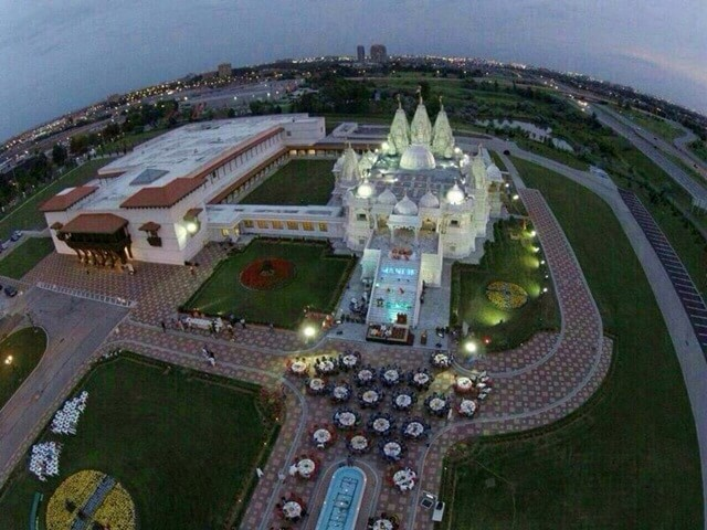 New Jersey Indians, temples in USA, Akshardham Temple New Jersey