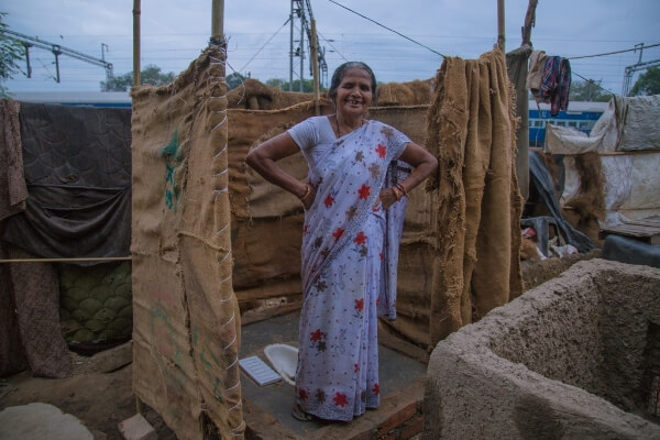 mason Kalavati Devi, unsung heroes of India, open defecation, toilet day